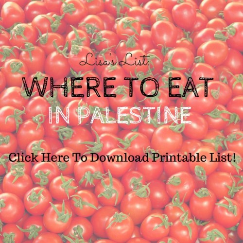 where to eat in palestine tx