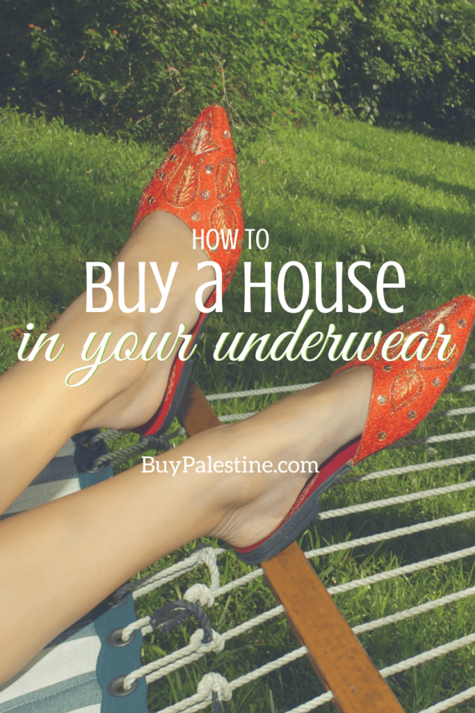 how to buy a house in your underwear in palestine, tx