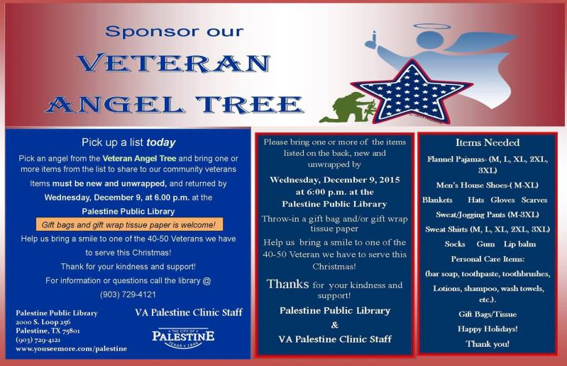 palestine tx veterans angel tree