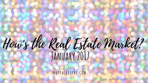 Real Estate Market Report– January 2017