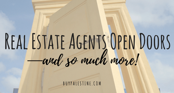 Real Estate Agents Open Doors—and so much more! (Reasons to Use a REALTOR)