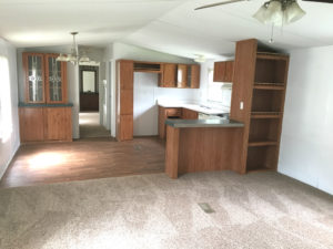 FOR RENT 3 Bed 2 Bath Country Mobile Home- 135 PR 6103, Palestine, TX