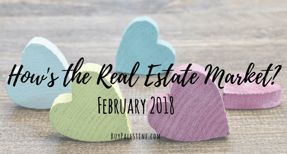 How's the Real Estate Market? – February 2018 Report