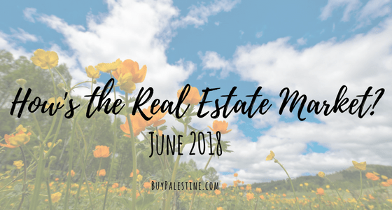 How's the Real Estate Market? – June 2018 Report