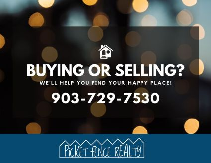 Buying or selling real estate in Palestine TX? Call 903-729-7530