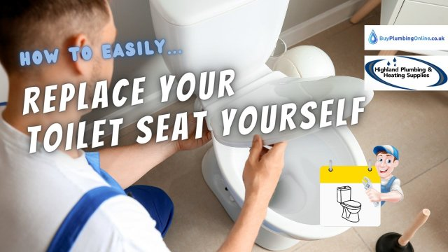 How to replace a toilet seat with our easy fitting guide - Blog