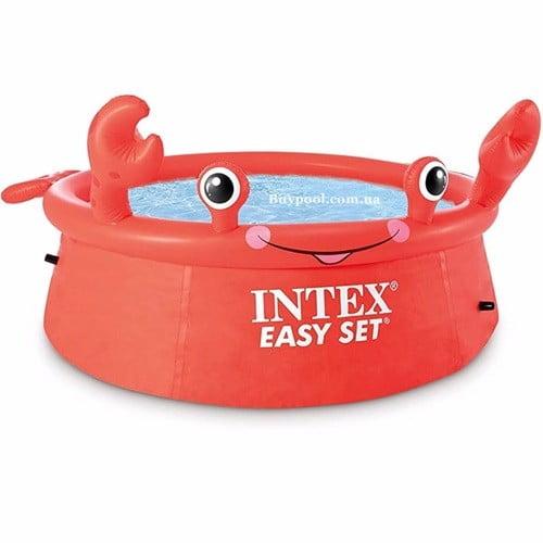 Детский надувной бассейн Intex 26100