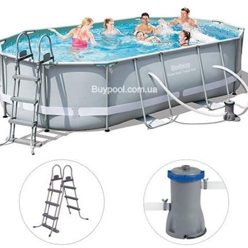 Каркасный бассейн Bestway 56448