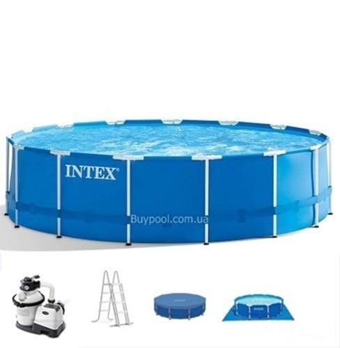 Каркасный бассейн Intex 28242/6 New
