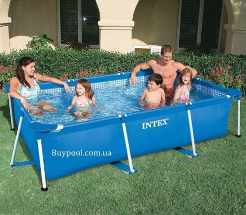 Каркасный бассейн Intex 28271