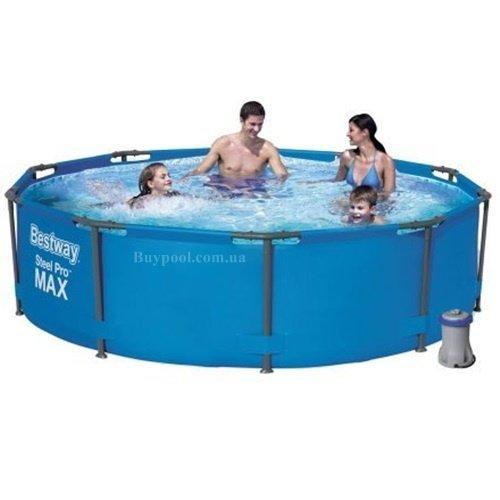 Каркасный бассейн Max Bestway 56408