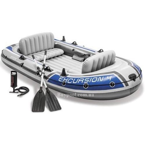 Надувная лодка Intex 68324