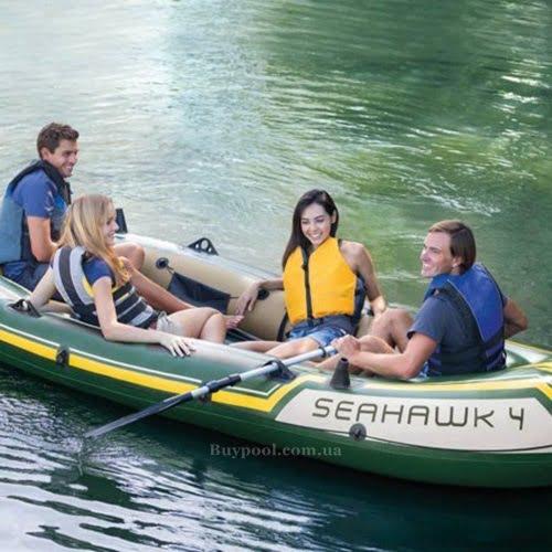 Надувная лодка Intex 68351