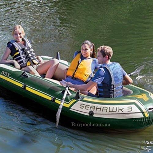 Надувная лодка Intex 68380
