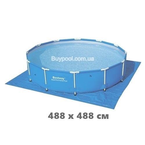 подстилка под бассейн Bestway 58003