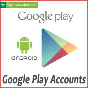 Buy Google Play store Accounts