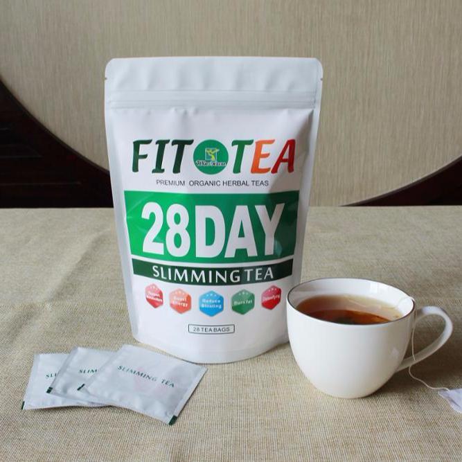 Weight loss and flat tummy tea