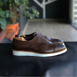 Handmade quality shoe