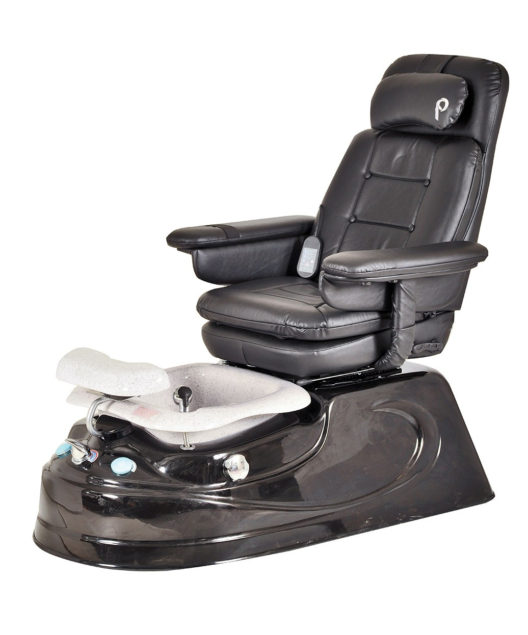European Touch Pedicure Chair Pibbs Ps74 Granito Pipeless Pedicure Spa