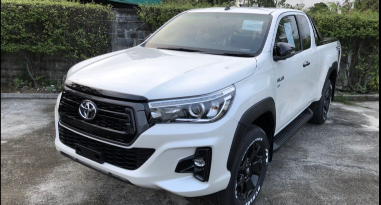 2019 Toyota Hilux 2.8GD6 King Cab