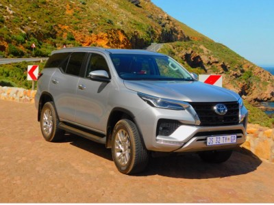 2021 Toyota Fortuner 2.4GD6