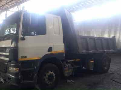 2006 DAF 85 Tipper Truck