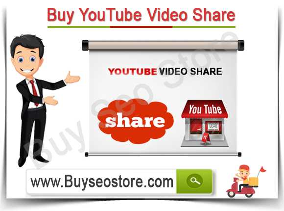 Buy Youtube video Share