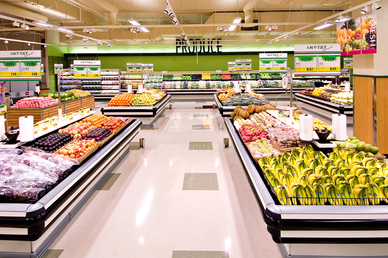 supermarket stocks and shares
