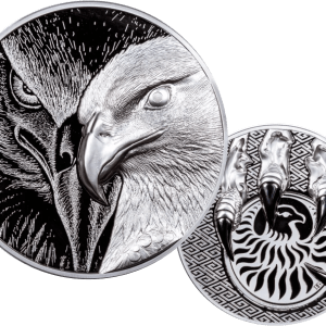 buy-10-OZ-SILVER-MAJESTIC-EAGLE-ULTRA-HIGH-RELIEF-INCUSE-ROUND