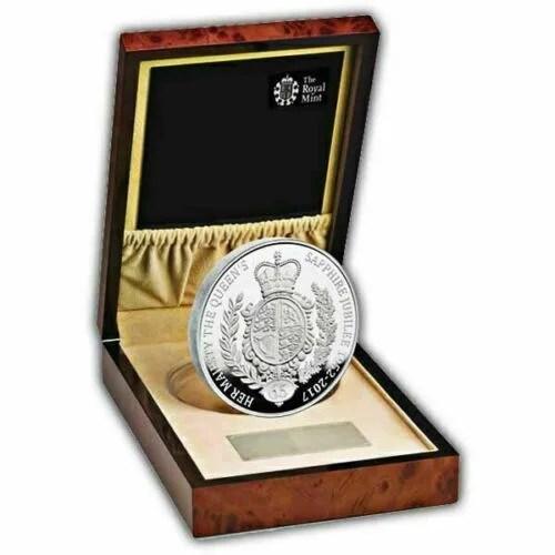 Buy Queen's Silver Jubilee 1kg Silver Proof Coin