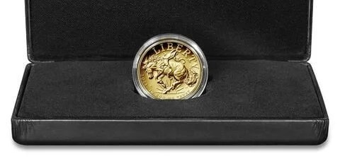 2021 american liberty gold coin