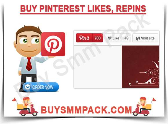 Buy Pinterest Likes, Repins