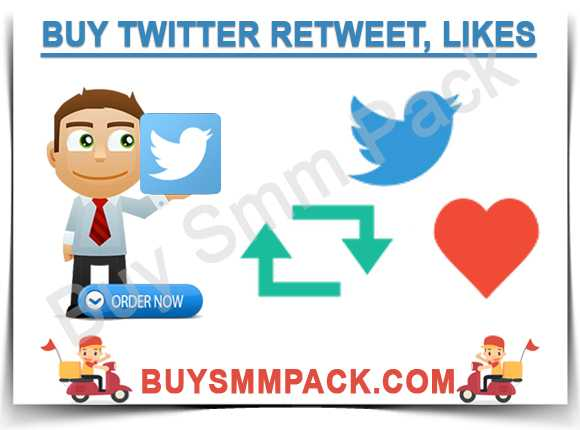 Buy Twitter Retweet, Likes