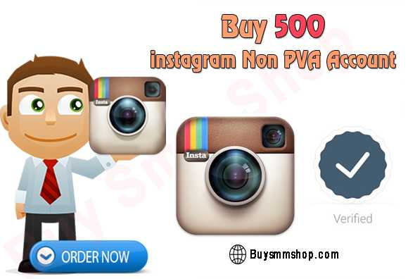 Buy Non PVA Instagram Account