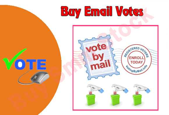 Buy Email Votes