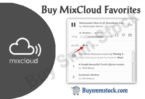 Buy MixCloud Favorites