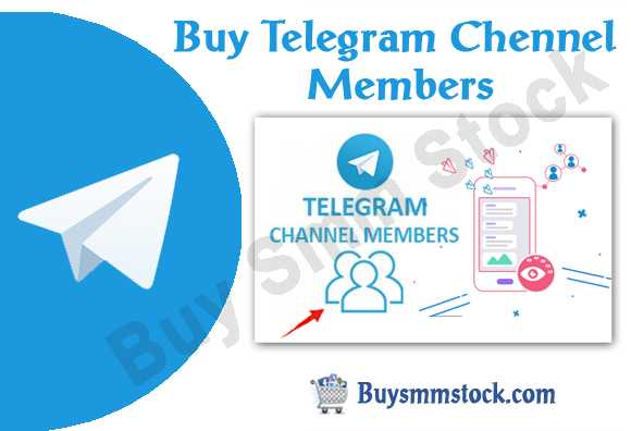 Buy Telegram Chennel Members