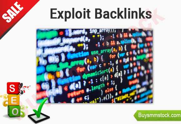 Exploit backlinks