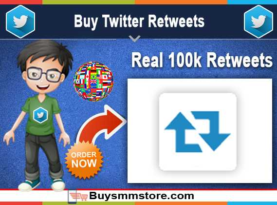 Buy Twitter Retweets