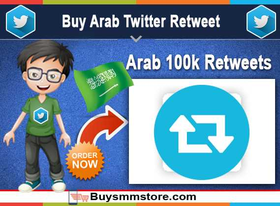 Buy Arab Twitter Retweets