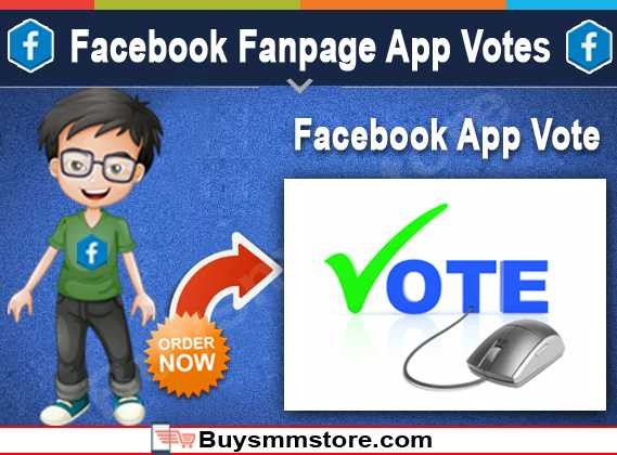 Buy Facebook Page Votes