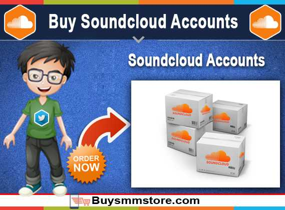 Buy Soundcloud Accounts