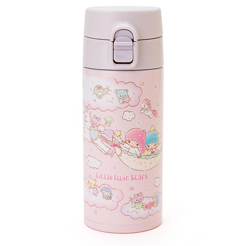 雙星仙子 雙子星 撳扣式 水壺- 350毫升 Little Twin Stars One Push / Popper Bottle 350ml – buy@sugar.com.hk