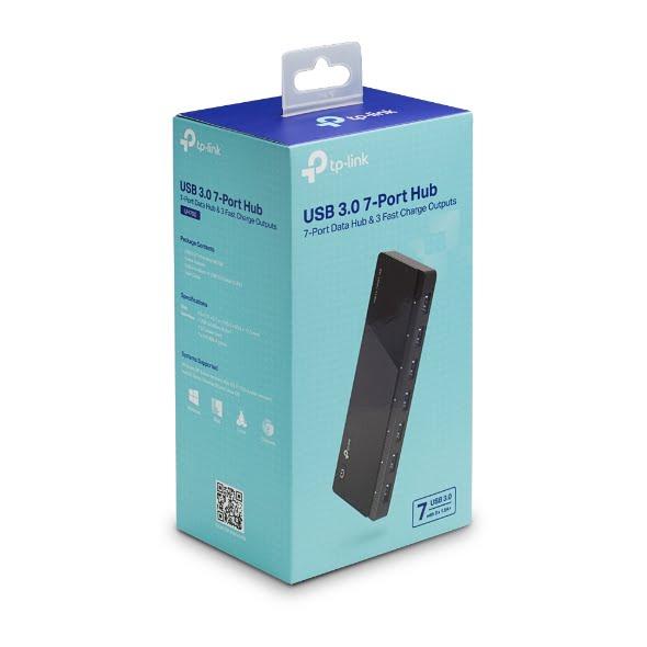 TP-Link USB 3.0 to 7 PORT USB HUB TL-UH700