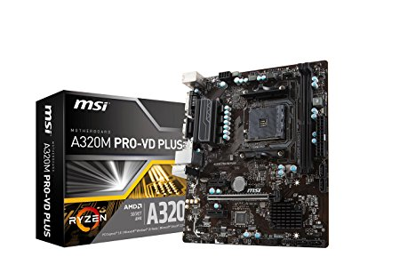 Best Budget Gaming PC build Rs 30000 with AMD Vega 8 MSI A320 Pro