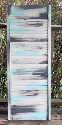 Rustic Wall Decor Shutter DIY | Buy This Cook That