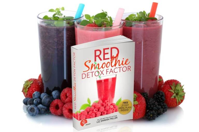 Red Smoothie Detox Factor