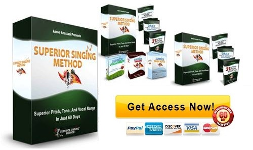 Superior Singing Method Benefits