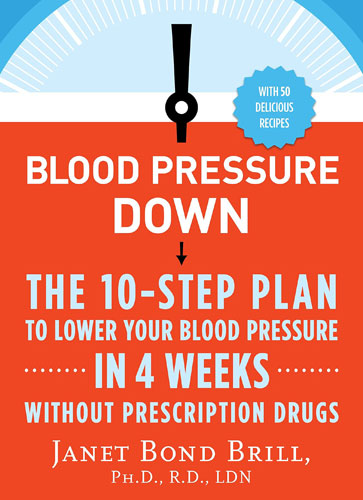 Blood Pressure Down by Janet Bond Brill