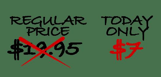 Inflammation Erased's price